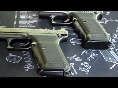 HK P7M8 & P7M13
