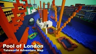 The Pool of London: A Tate World Adventure Map Trailer