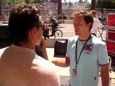 Pit Talk with Oriol & Cristiano Video
