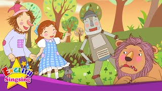 The Wizard of Oz - Nice to meet you (Greeting) - English story for Kids