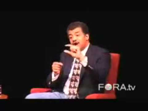 Dr. Neil DeGrasse Tyson on How to Deflect a Killer Asteroid