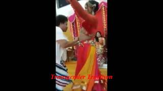 Transgender Dancing and singing in Marriage 2 | New Zealand | Indian | Transgender Tradition