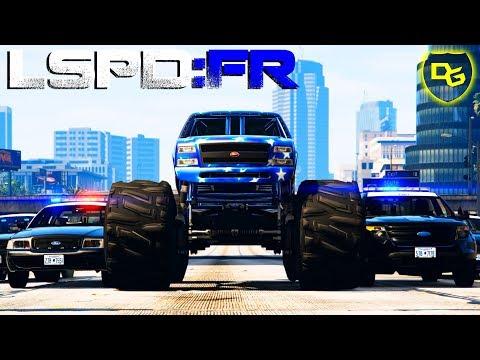 GTA 5 LSPD:FR #176 - Harte Verfolgungsjagd! - Daniel Gaming - Grand Theft Auto 5 LSPDFR