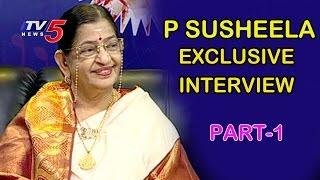 p-susheela-exclusive-interview-life-is-beautiful-part1-tv5-news