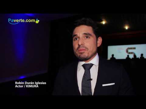 Que te dice Roberto Durán, sobre la actuación?
