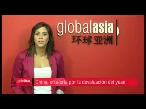 Informativos Global Asia TV 07/10/2011