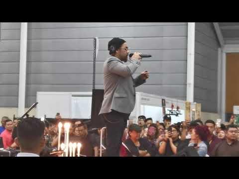 Download DATO Awie - Sejati | Live di Singapore Expo. Merinding bulu roma! Mp4 baru