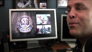 Ray Comfort -Behind the Scenes- 1/11/10