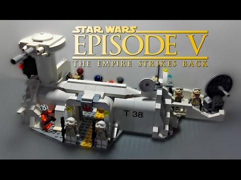 LEGO Star Wars - Echo Base MOC - Review