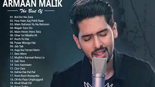Best Of Armaan Malik - Armaan Malik new Songs Collection 2019 - Latest Bollywood Romantic Songs 2019