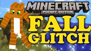 ✔ Cat Fall Glitch - Minecraft PE