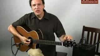 Acoustic Guitar Review - Breedlove C25/CR Herringbone
