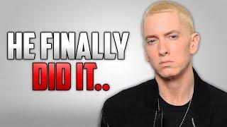 Eminem Finally Responds To Mgk On Killshot