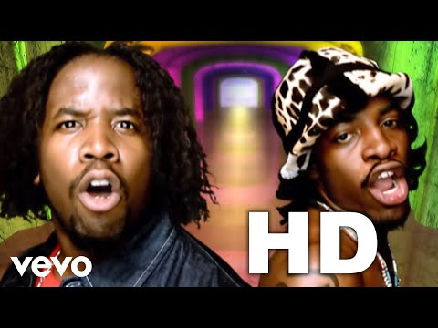 Outkast - B.o.b. (clean) video