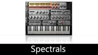Spectrals For Firebird