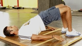How To Do Squats & Bridge | CrossFit Exercise 1 in Hindi