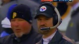 2002 Wild Card Browns @ Steelers
