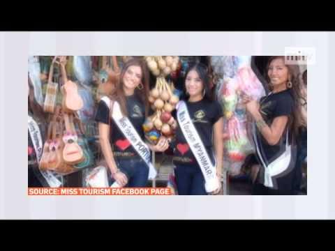 mitv - Continent Winner: Myanmar Wins Miss Tourism World 2014 Asia