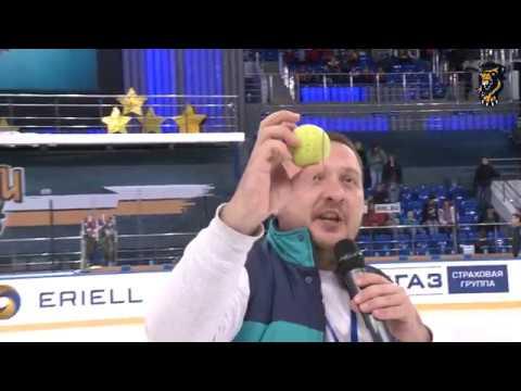 85 тысяч рублей: конкурс с теннисными мячами