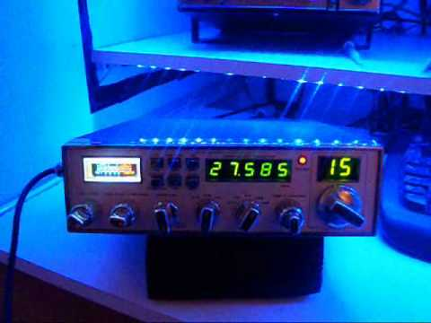 Galaxy 2100 CB Radio