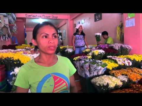 Flower buyers at Dangwa down by 50%, say sellers