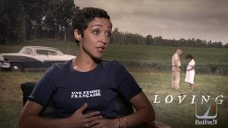 LOVING interview w/ Ruth Negga