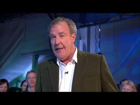 Jeremy Clarkson slams Piers Morgan on Top Gear