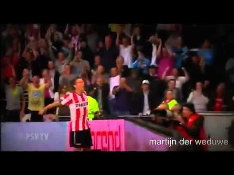 Dries Mertens  Skills and Goals - PSV Eindhoven
