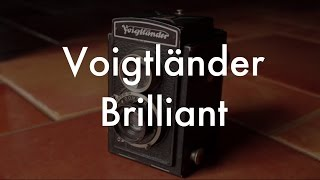 TLR Series: Voigtlander Brilliant