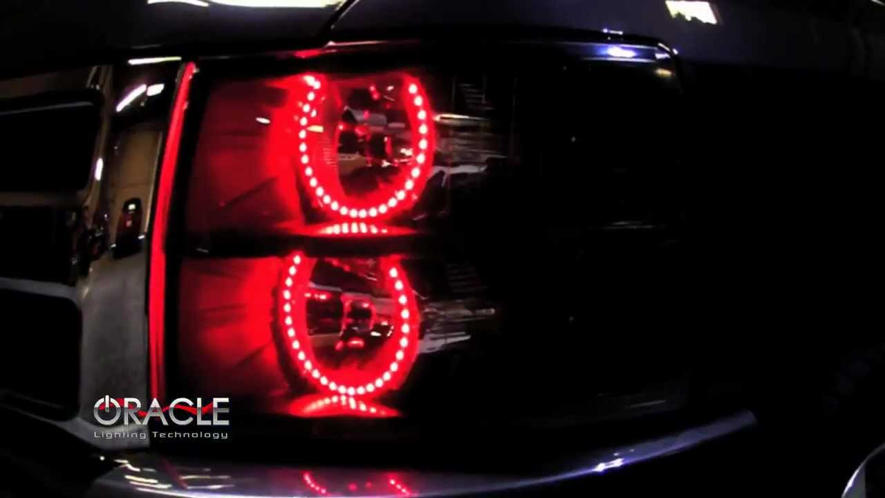custom lighting installation by advanced automotive concepts youtube