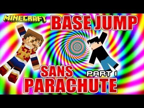 Fanta Bob Show N°31 - Base Jump Sans Parachute !!! - Part. 1 - Minecraft Map video