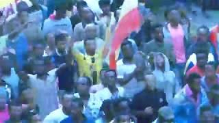 Ethiopia :  ዛሬ በአዲስ አበባ በተለያዩ ቦታዎች ተቃዉሞ እየተካሄደ ነዉ