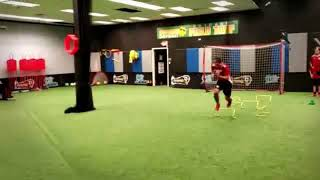 Speed & Agility at Chicago Street Soccer