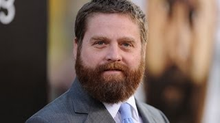 Zach Galifianakis Slams Koch Brothers