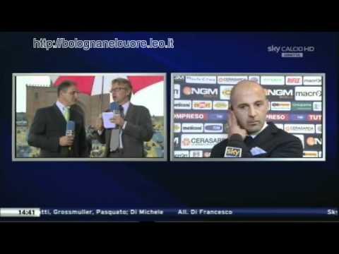 Bologna FC 1909 – Lecce 18/09/2011, Zanzi nel pregara