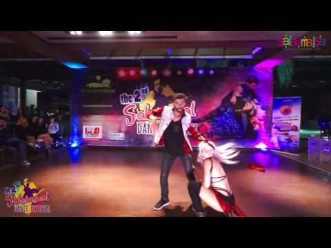 Sara Lopez & Reda Becili Show - 2.Salsensual Dance Festival Lebanon