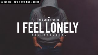 """I Feel Lonely"" - Sad Piano ✘ Drums Beat 2015 ( Prod : Danny E.B )"