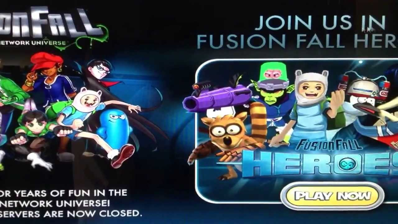 Fusion fall closes forever is there hope ?