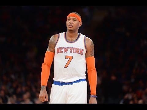 Best of Phantom: Carmelo Anthony Lifts Knicks Over Hornets