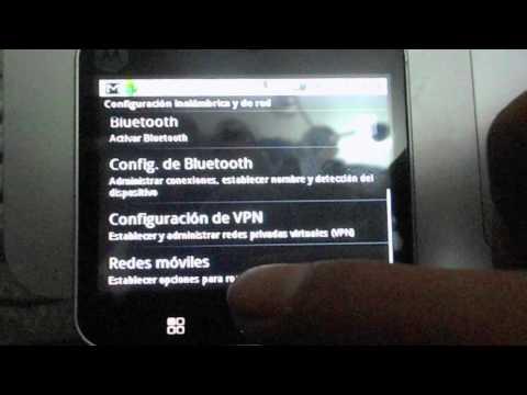 Configuración APN Iusacell Para Android.