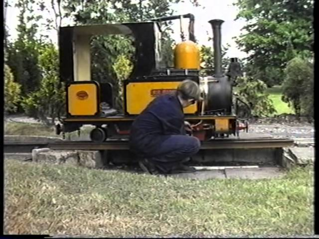 Passenger Carrying Garden Railways