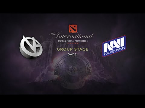 Na`Vi.us -vs- VG, The International 4, Group Stage, Day 2