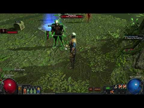 Path of the Exile Sexy Times Weapon Switch