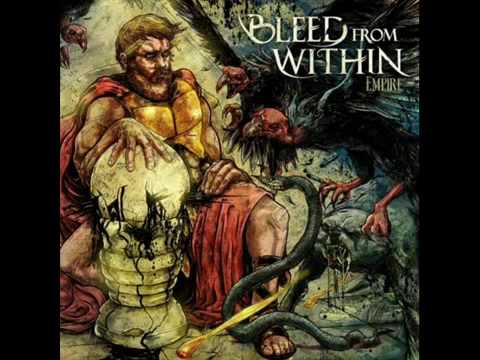 Bleed From Within - The Novelist