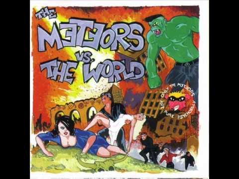 The Meteors - Death Dance
