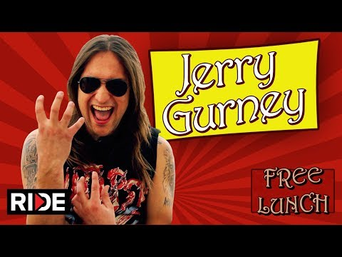 Jerry Gurney Talks Devil's Lettuce, Blood Wizard and Internet Haters - Free Lunch