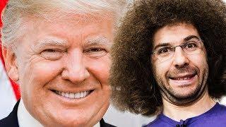 Critiquing President Donald Trump's NEW Official Portrait