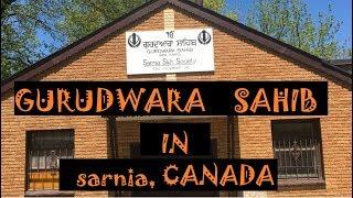 Gurudwara Sahib Canada 2018 || Vlog 2 || Sarnia
