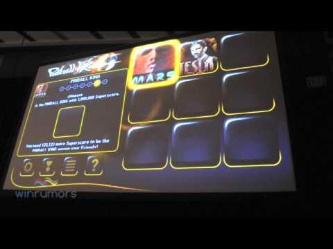 Xbox LIVE on Windows 8 demo