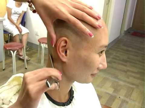 Jilly Headshave By Hairdream4you video